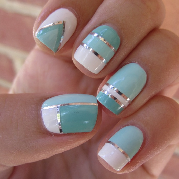 The First And Most Important Step For A Decoration Of Nails Is To Do It Carefully I Suggest You Try All These Creative Nail Art Designs Get Gorgeous