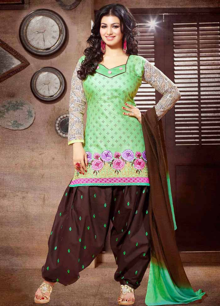 Indian Party Wear Shalwar Kameez Punjabi outfit