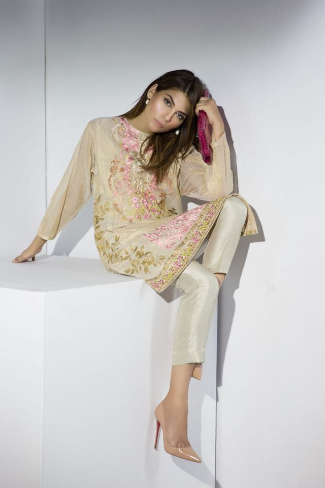 Sana Safinaz Embroided Apparel Collection for Eid
