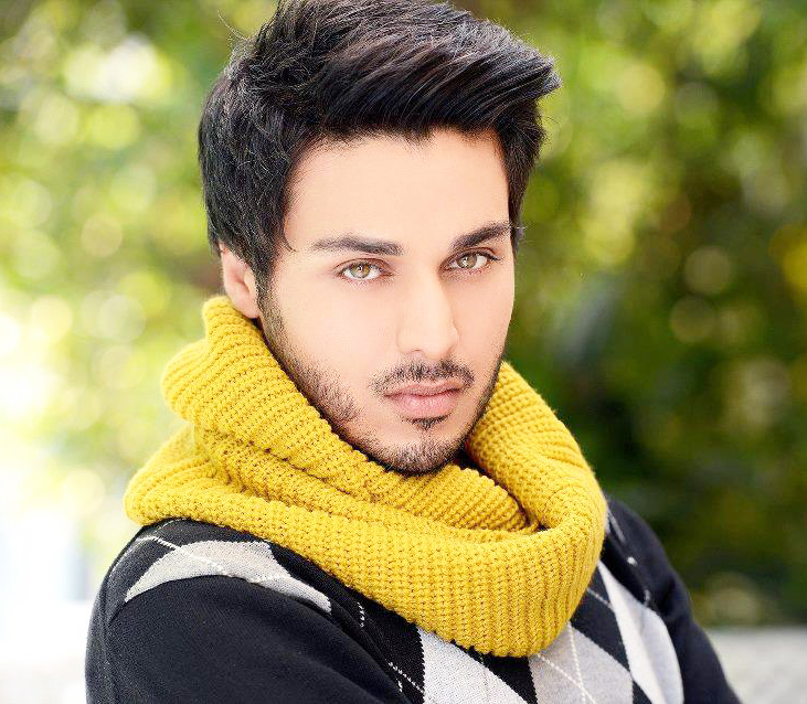 Ahsan Khan Pakistani Actor