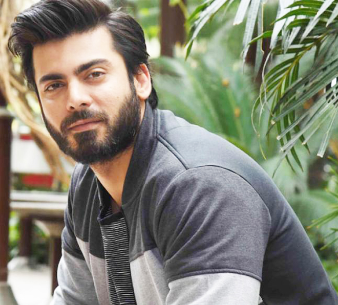 Fawad Afzal Khan Pakistani Actor
