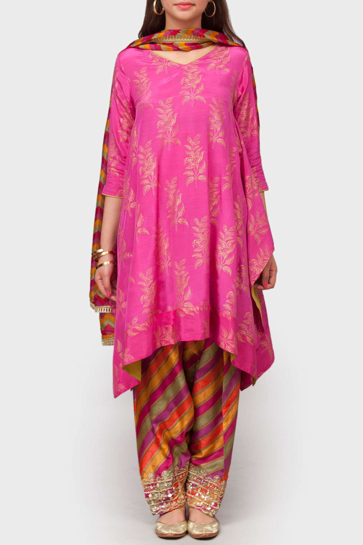 Generation Tunic with Shalwar Eid Dress