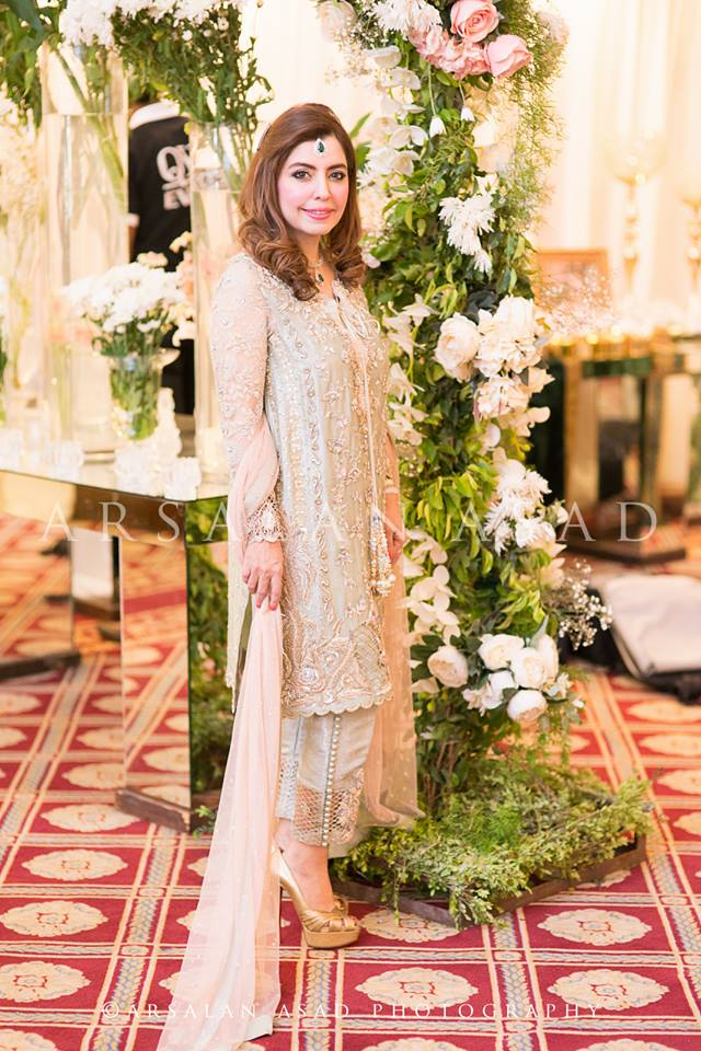 Pakistani Boutique Style Party and Wedding Wear Boutique Dress