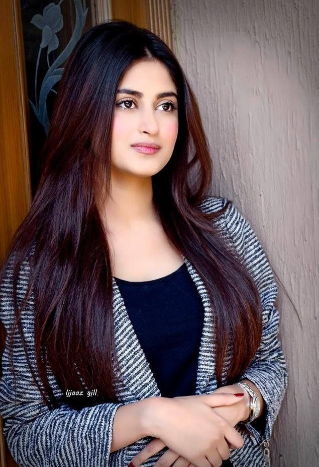 Pakistani Actress Sajal Ali