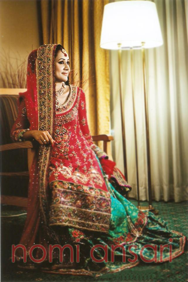 Bridal Collection Nomi Ansari