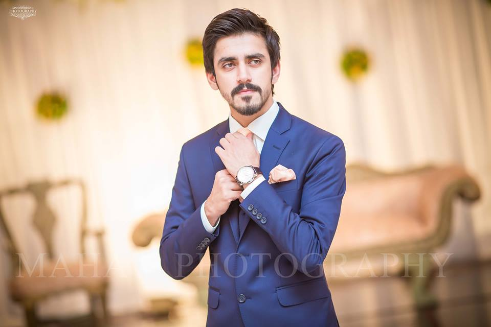 Latest Style of Pakistani Groom Suit