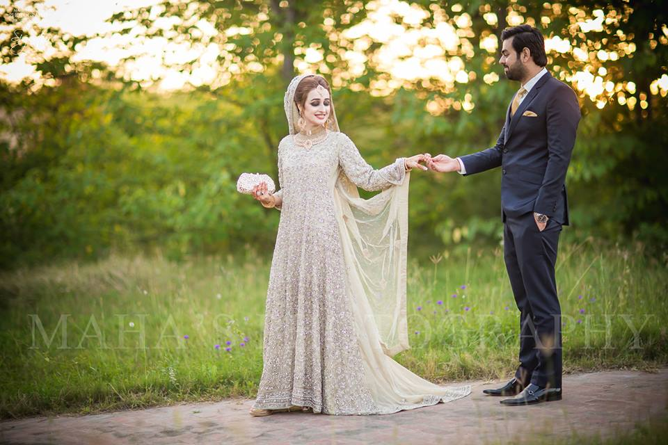 Latest Bride And Groom Wedding Dress Collection 2019 Beststylo Com