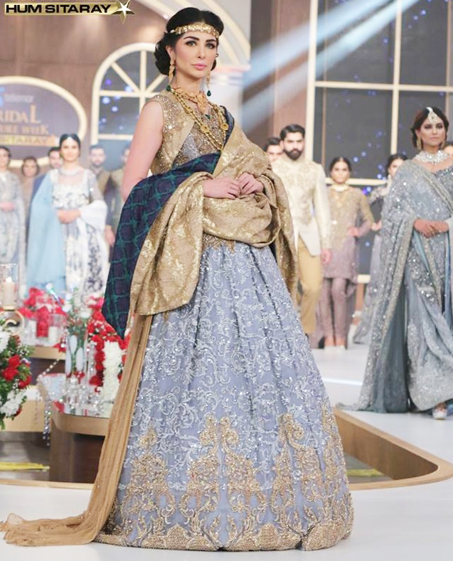 HSY Royal Bridal Wear Gown Dress for Wedding