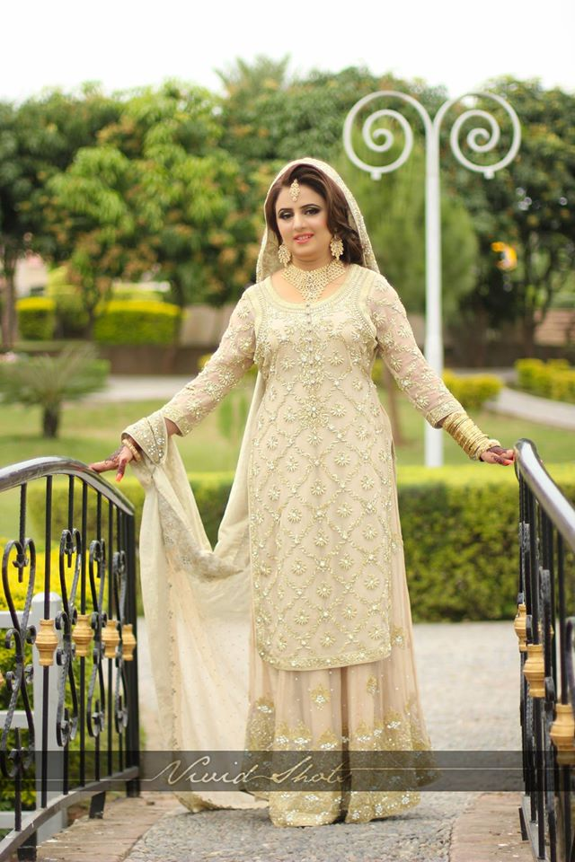 long shirt winter bridal lehanga