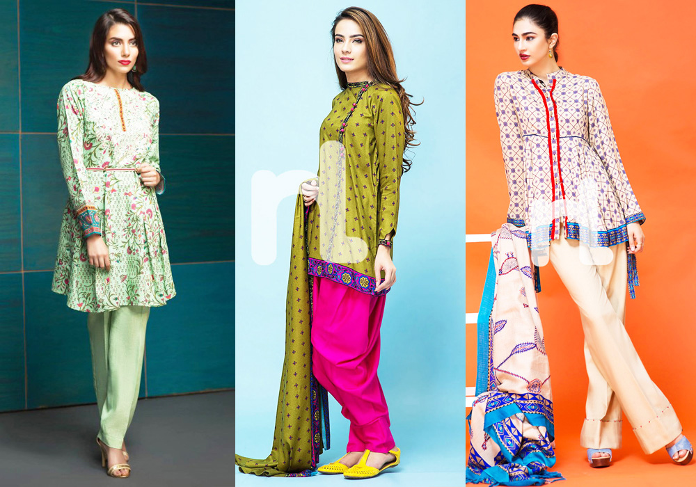 Pakistani Designer Dresses For Girls