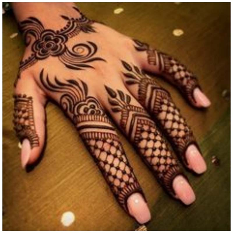 Amazing Hand Mehndi Designs Gallery 2018 Latest Collection Uniquecarts