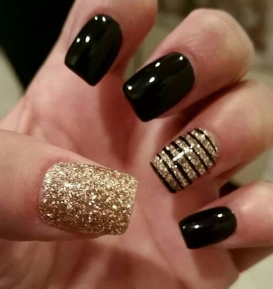 wonderful nail art for hands