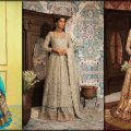 Amazing saira rizwan bridal wear dresses for all wedding events