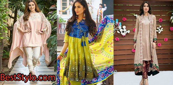 Latest Stitching Styles Of Pakistani Dresses 2019