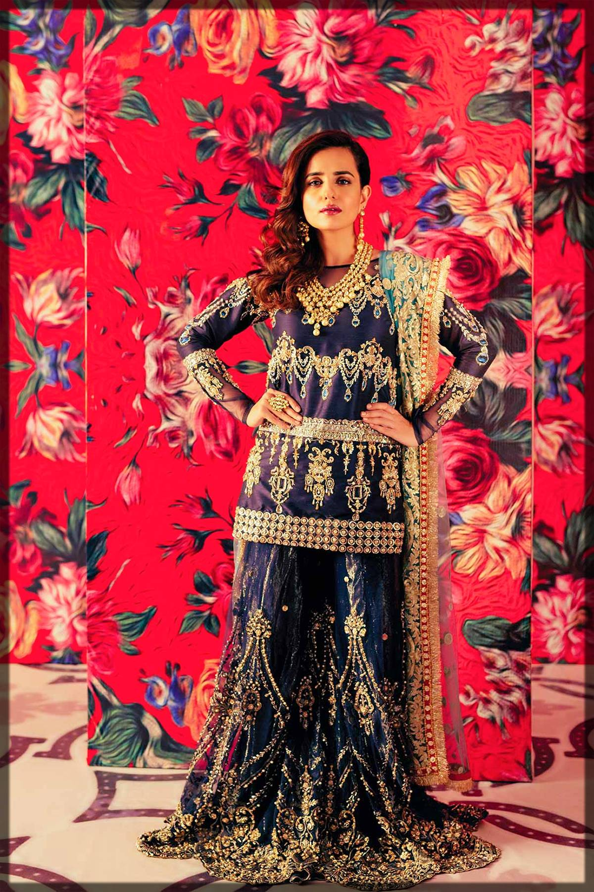new bridal wear dresses for girls with latest designs