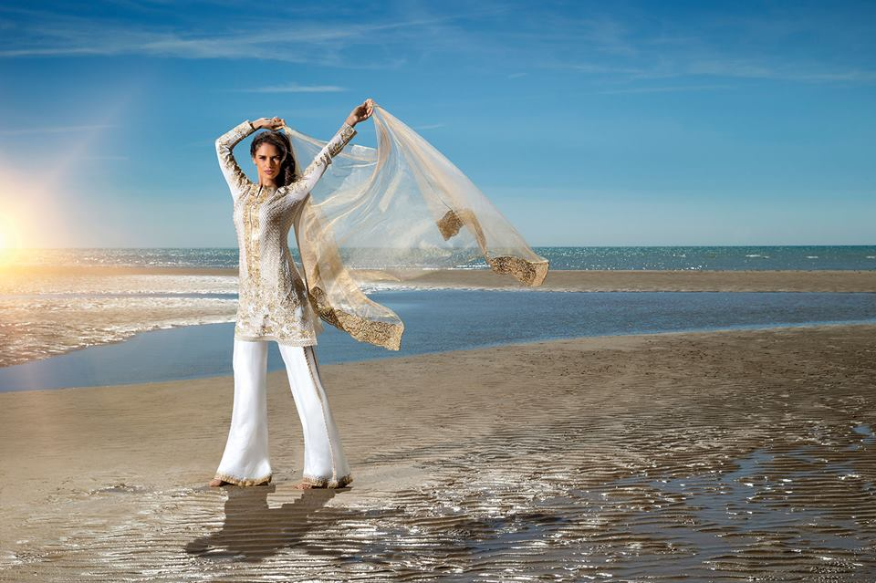 Sobia Nazir Eid Collection 2017