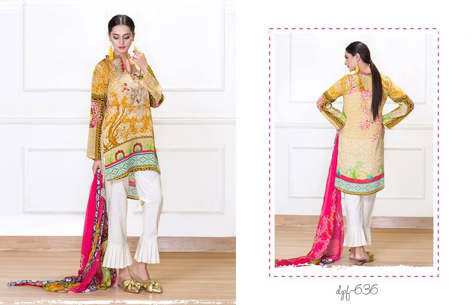 yellow grip Silk By So Kamal