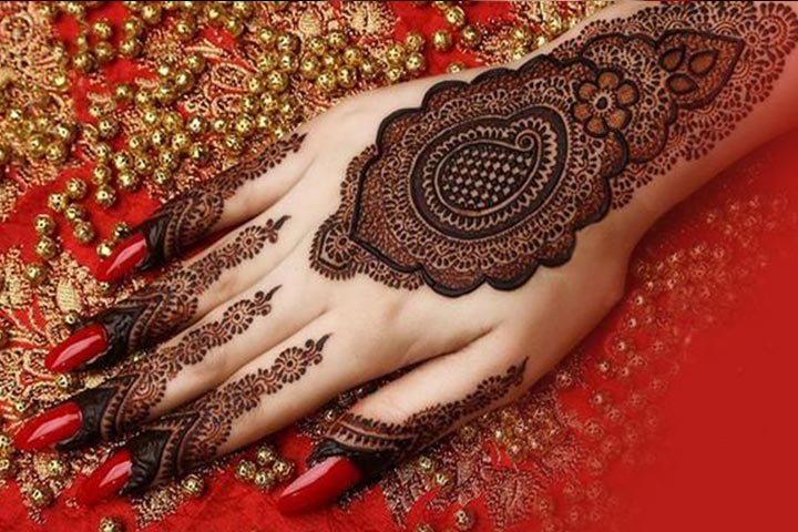 Latest Shaded Mehndi Designs 2018 Beststylo Com