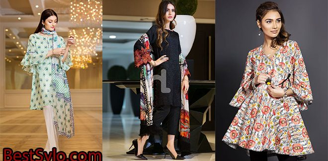 Nishat Linen Summer Collection 2018