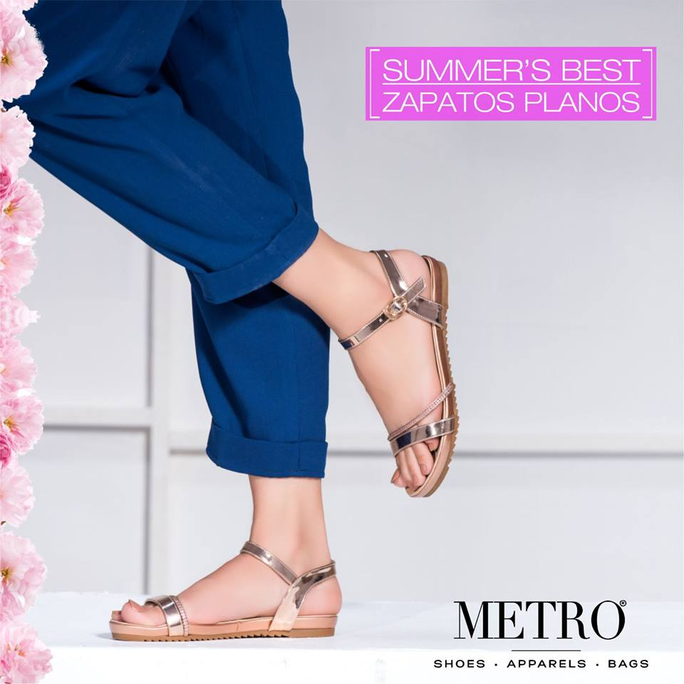 Casual Sandals Metro Collection 2017