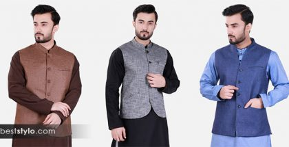 Trending Waist Coat Collection