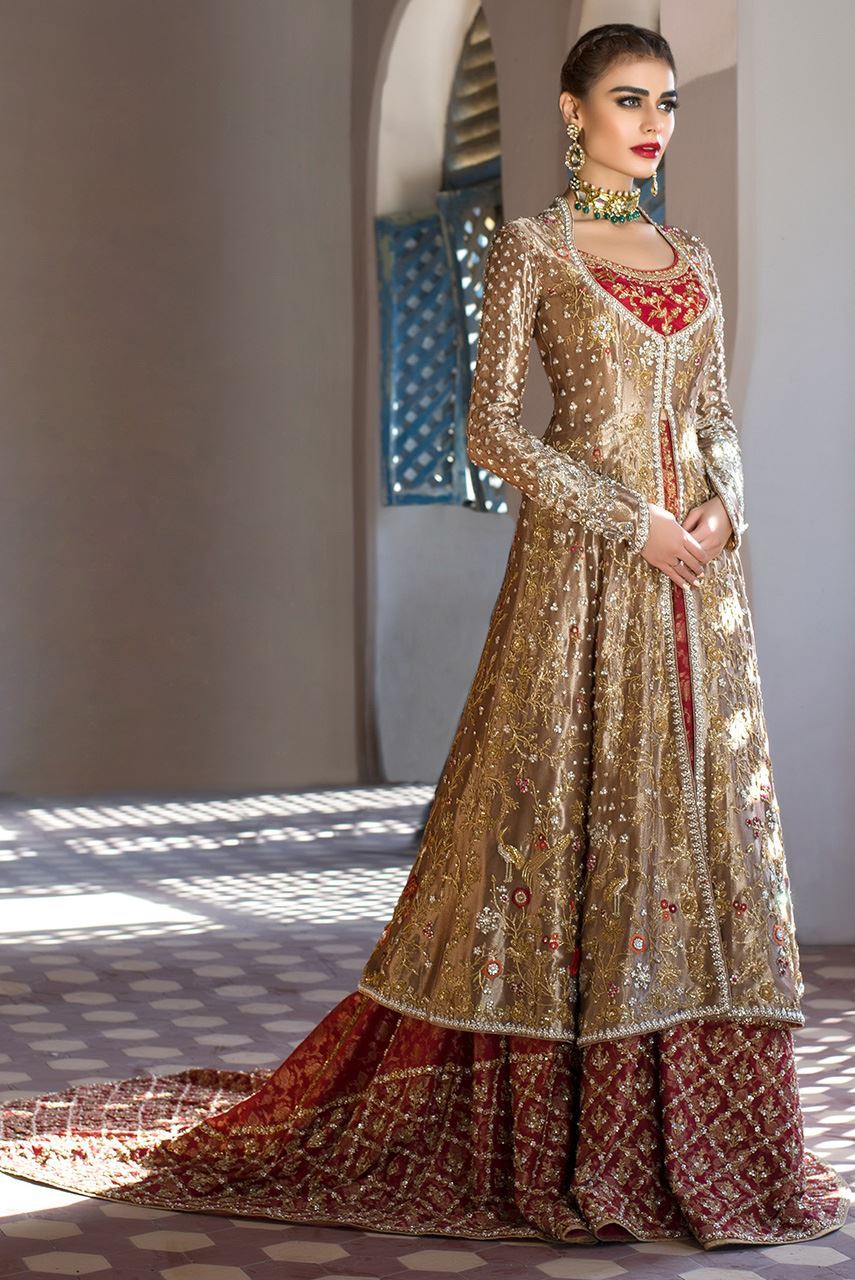 sania maskatiya Bridal dress_02