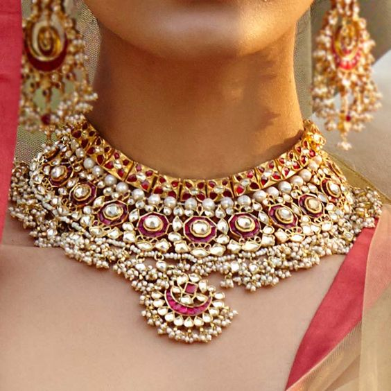 Traditional Bib Necklace Collection
