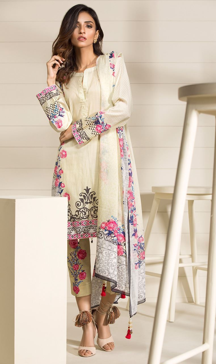 OffWhite Latest Orient Sawan Collection