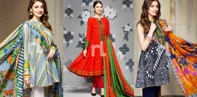 New Arrivals Nishat Linen Sawan Collection 2019