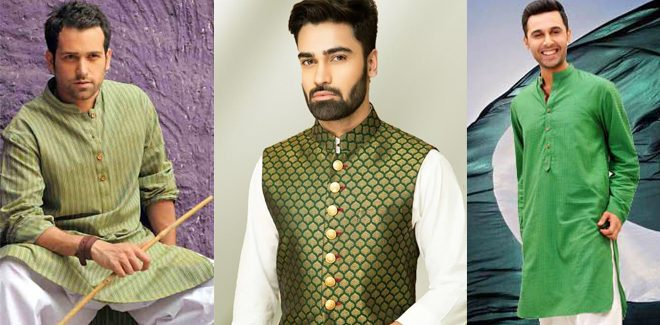 08299b84d1 Latest Pakistani 14 August Dresses For Boys 2017 | BestStylo.com