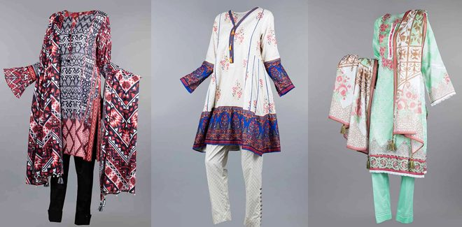 Tarzz New Unstitched Eid-Ul-Azha Collection 2017