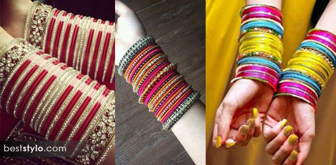 Latest Attractive Fancy Bangles Collection of 2019