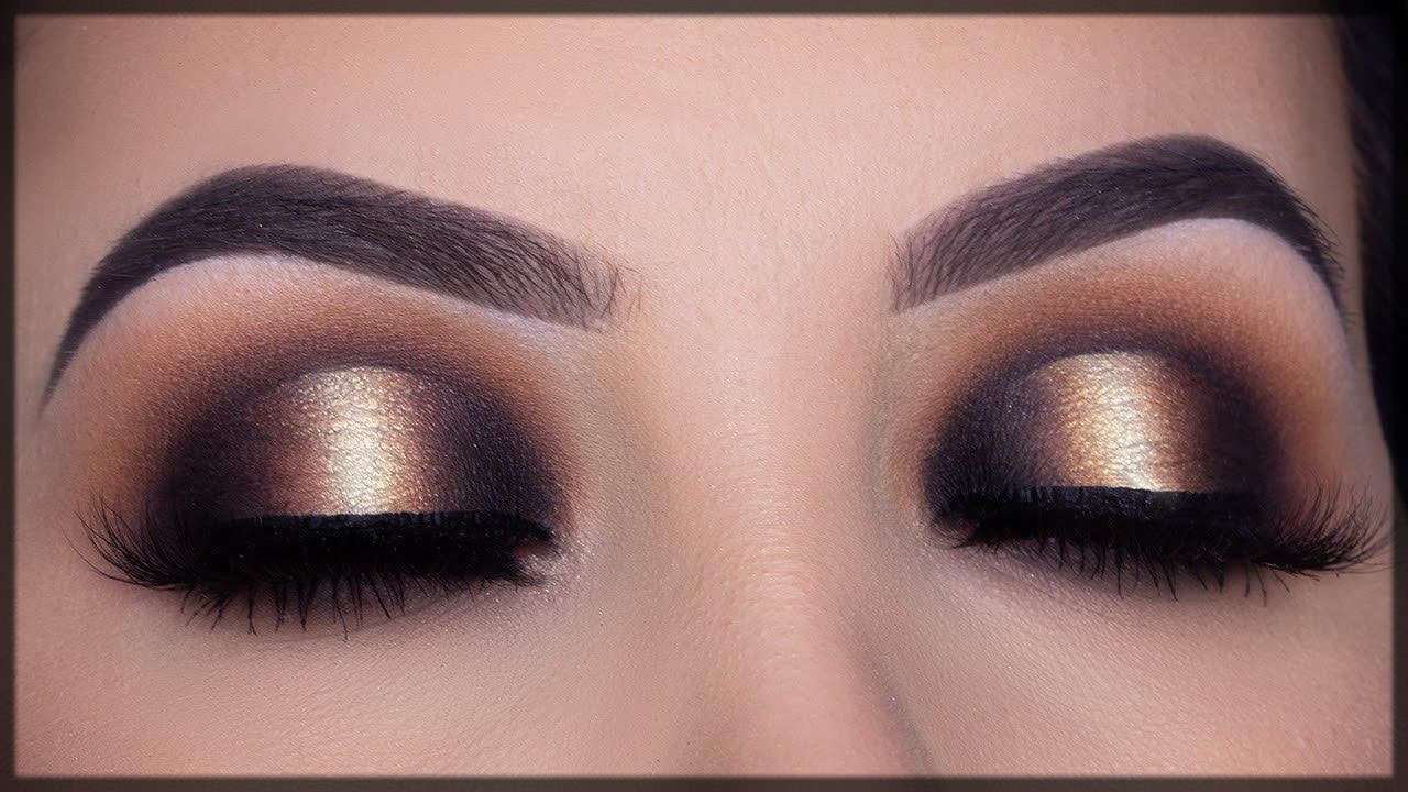 eye make up for party wear