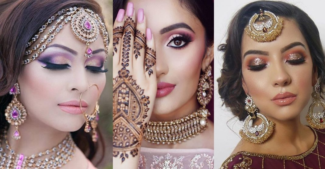 party wear make up