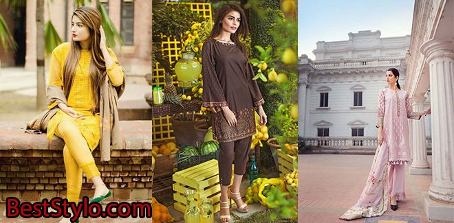 Pakistani Kurta Designs For Ladies 2018 Beststylo Com