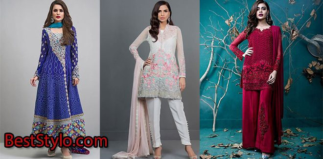 Zainab Chottani New Ready To Wear Formal Dresses 2019