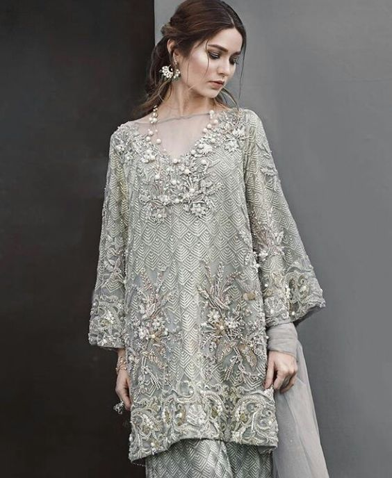 Latest Pakistani Boutique Style Dresses 2018 Beststylo Com