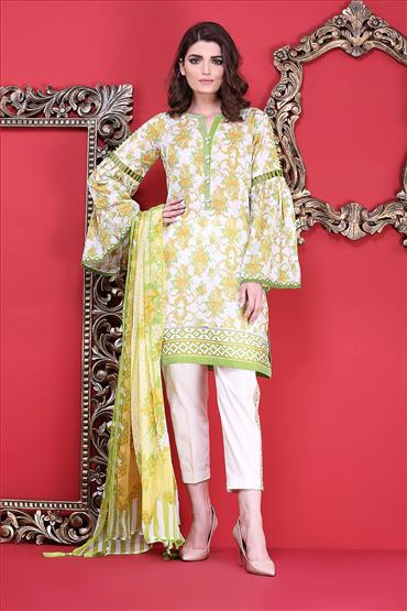 Satrangi Floria Delight Eid Collection