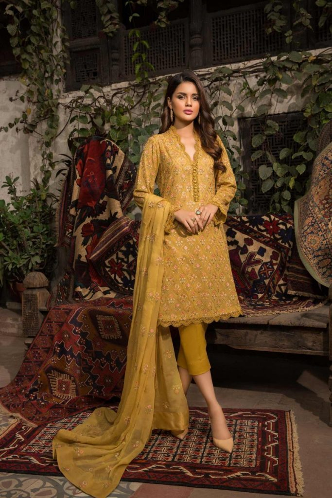 Bareeze Mughal Impression for Eid