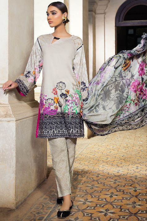 Warda Hyper tropics for Eid Collection