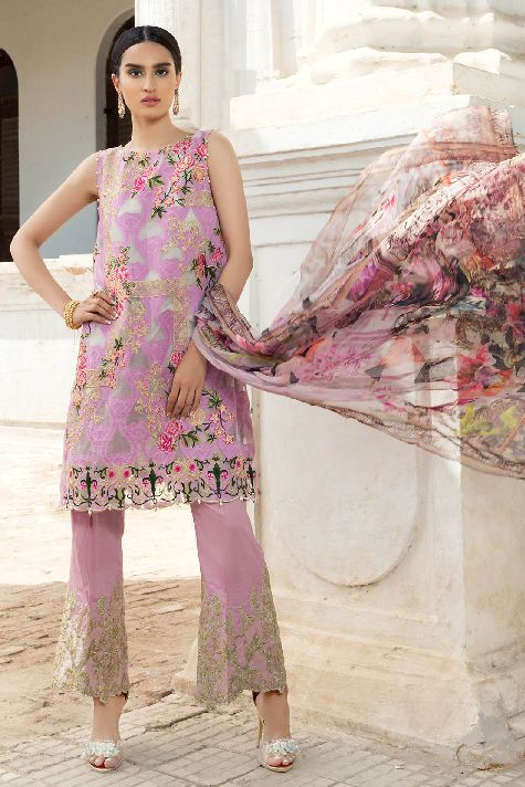 Warda Summer Story for Eid Collection