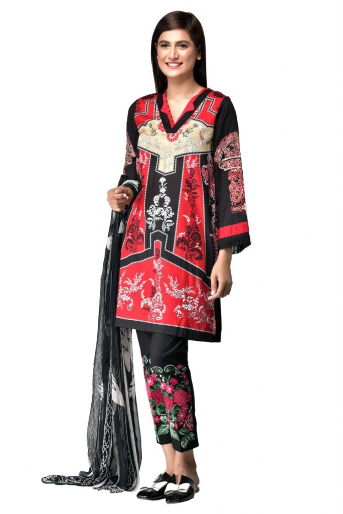 Ethnic Black 2pc Botique Suit