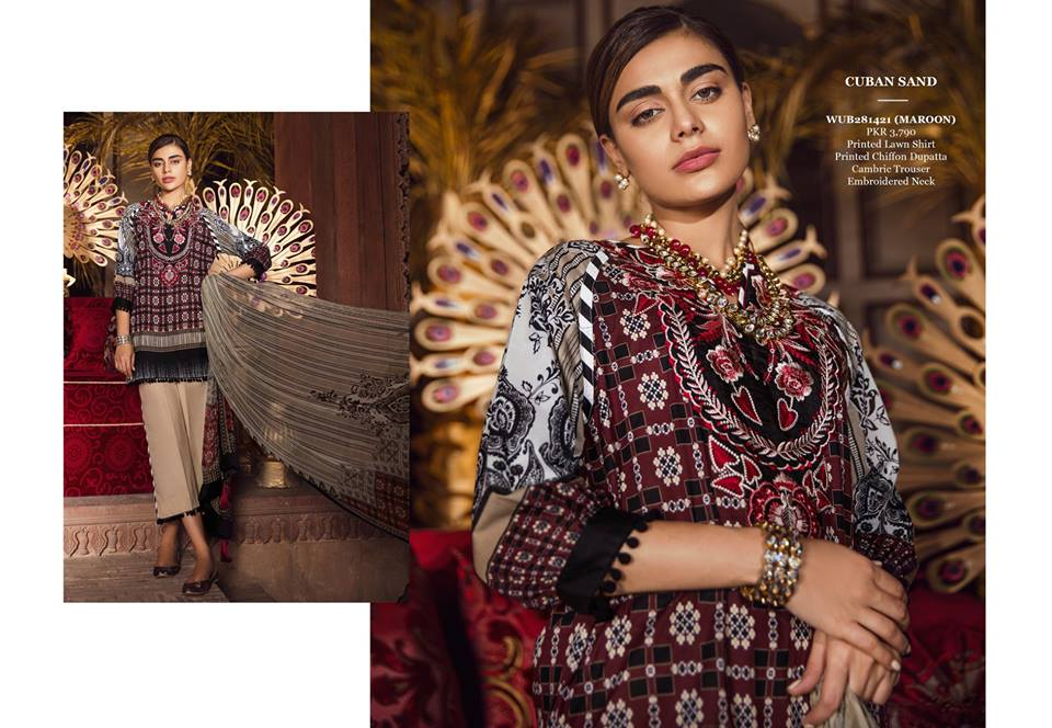 Ethnic Cuban Sand 3pc for Eid