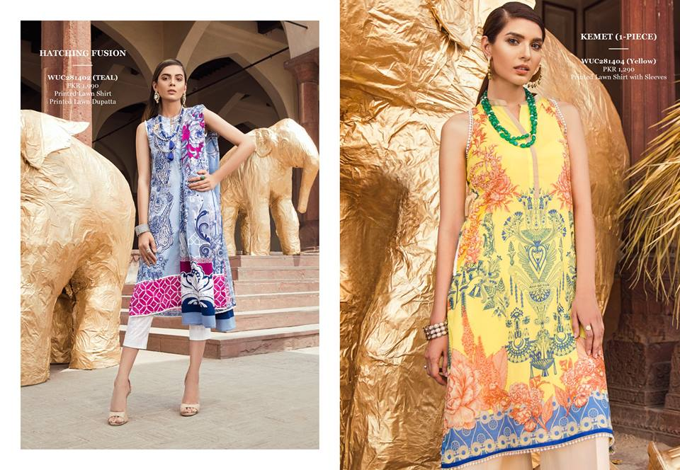 Ethnic heritage fusions 2pc for eid