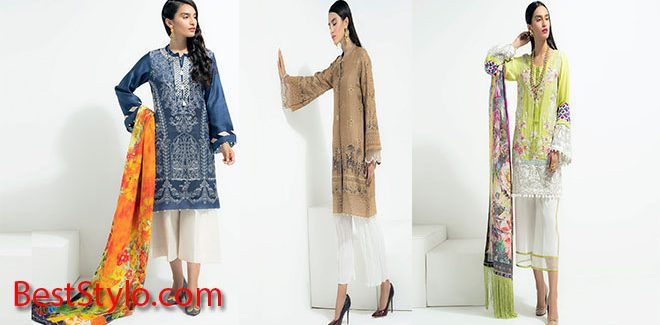 Saira Shakira Luxurious EID Collection 2019