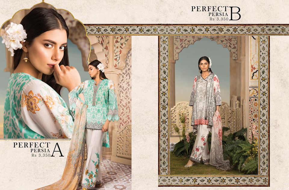 Sapphire Perfect Persia 2pc For Eid