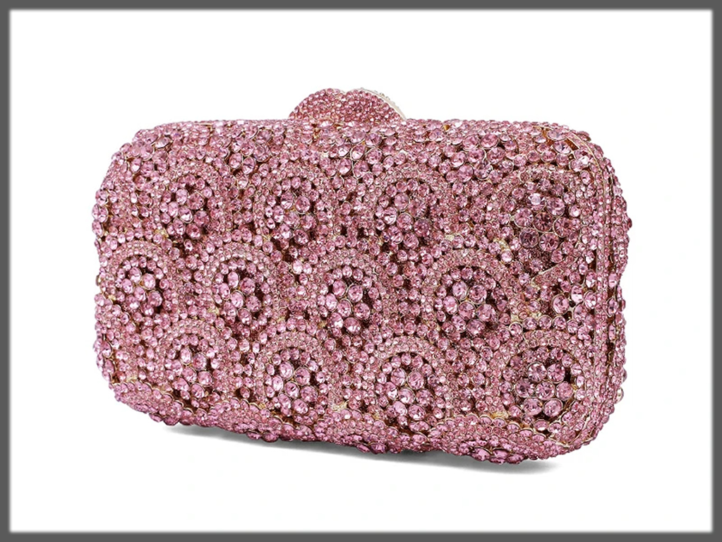 Borjan bridal clutch design