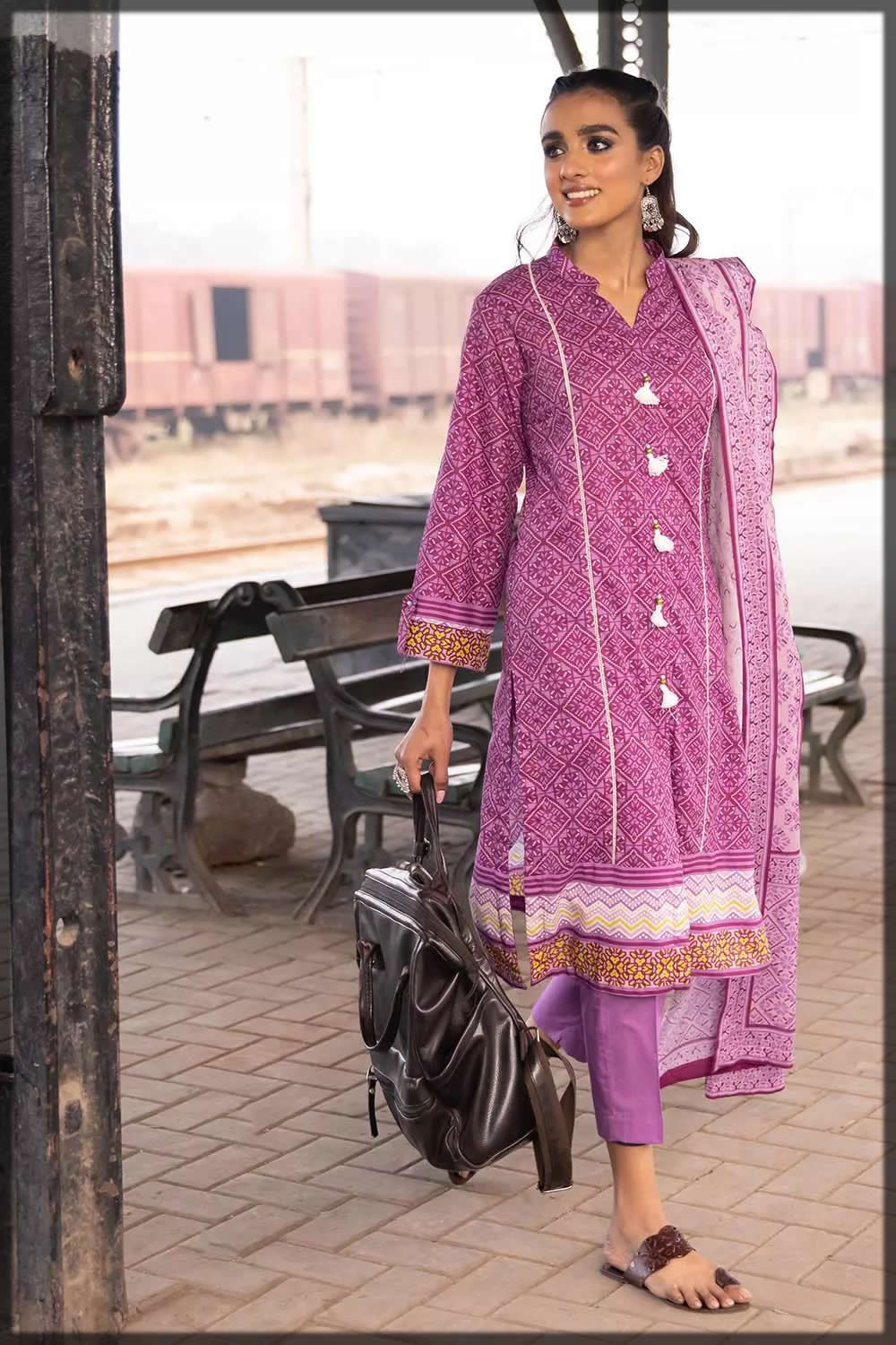 Gul Ahmed 2PC summer collection