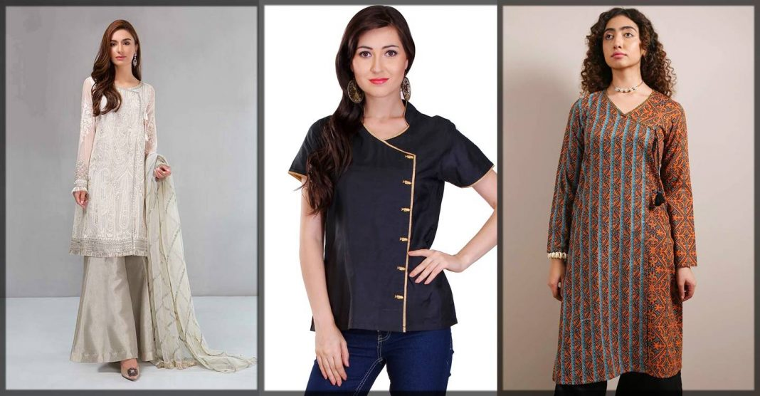LATEST ANGRAKHA STYLE DRESS DESIGNS FOR WOMEN