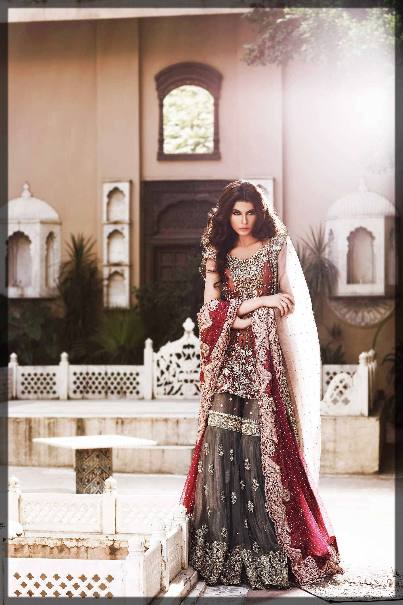 baraat dress by elan